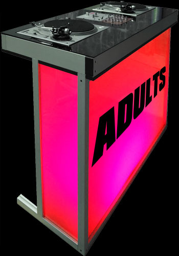 Disco's for Adults